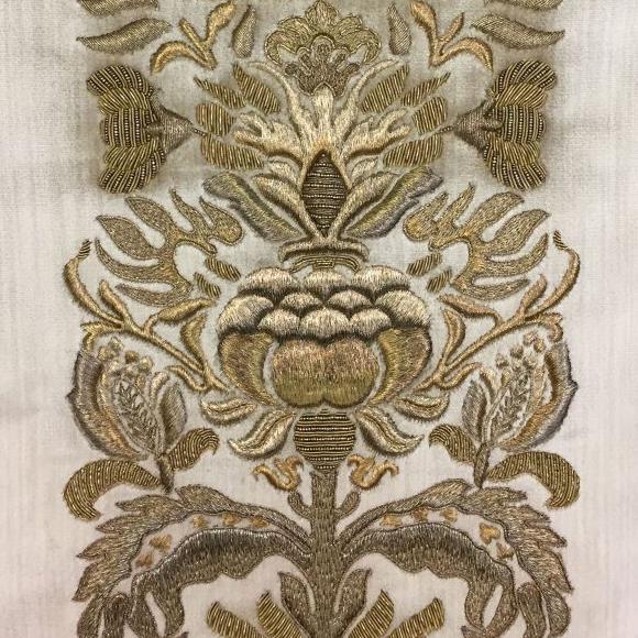 Palestrina London - Anjou decorative border
