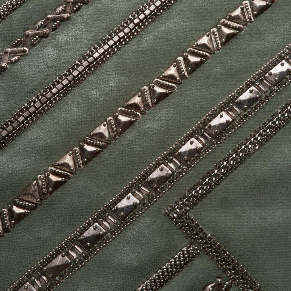 Palestrina London - Cheverny cushion