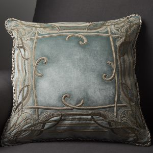 Chenonceau cushion