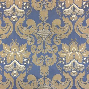 Palestrina London - Deco silk - embellished embroidery
