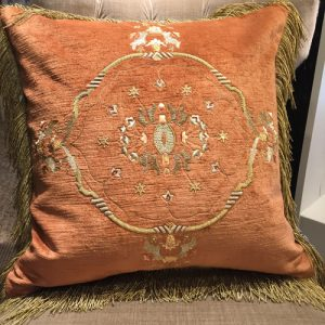 Palestrina London - Carcassonne cushion