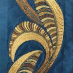 Palestrina London -Banana leaf blue