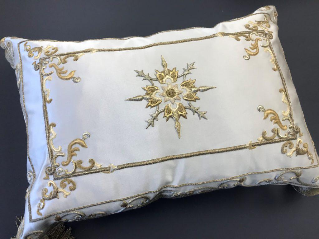 Palestrina London - Pierrefonds cushion
